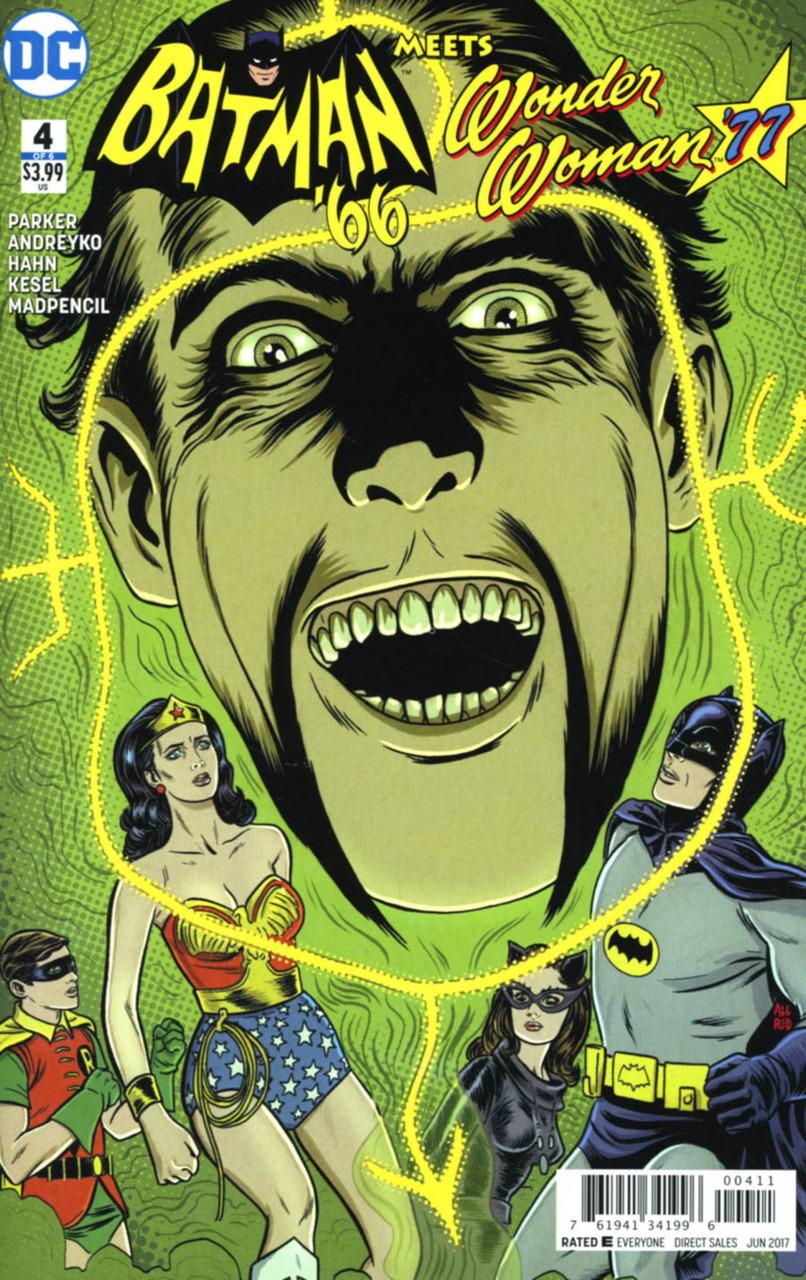 Batman '66 Meets Wonder Woman '77 - #4