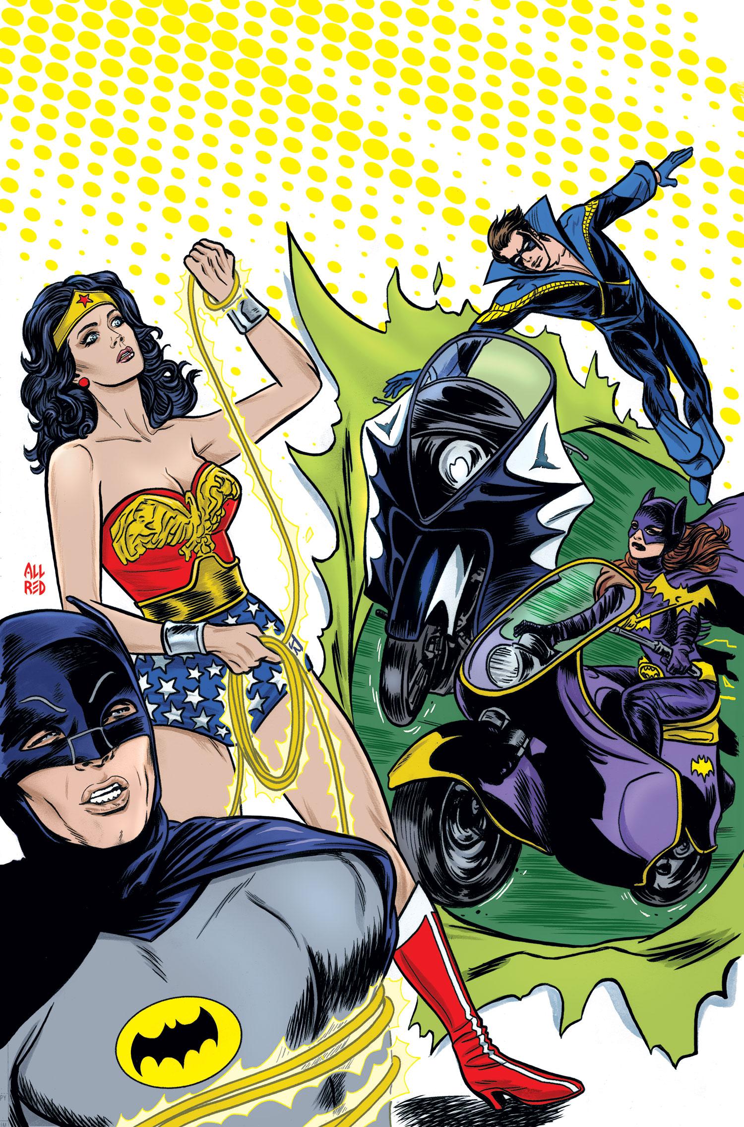 Batman '66 Meets Wonder Woman '77 - #5