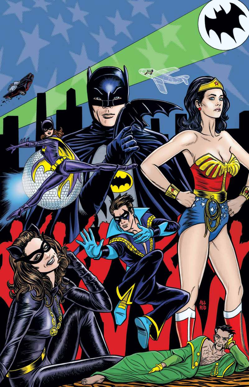 Batman '66 Meets Wonder Woman '77 - #6