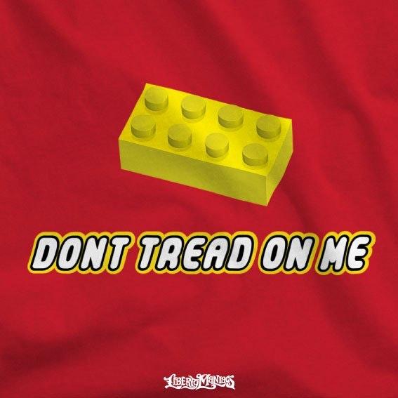 Don't Tread On Me Lego Flag