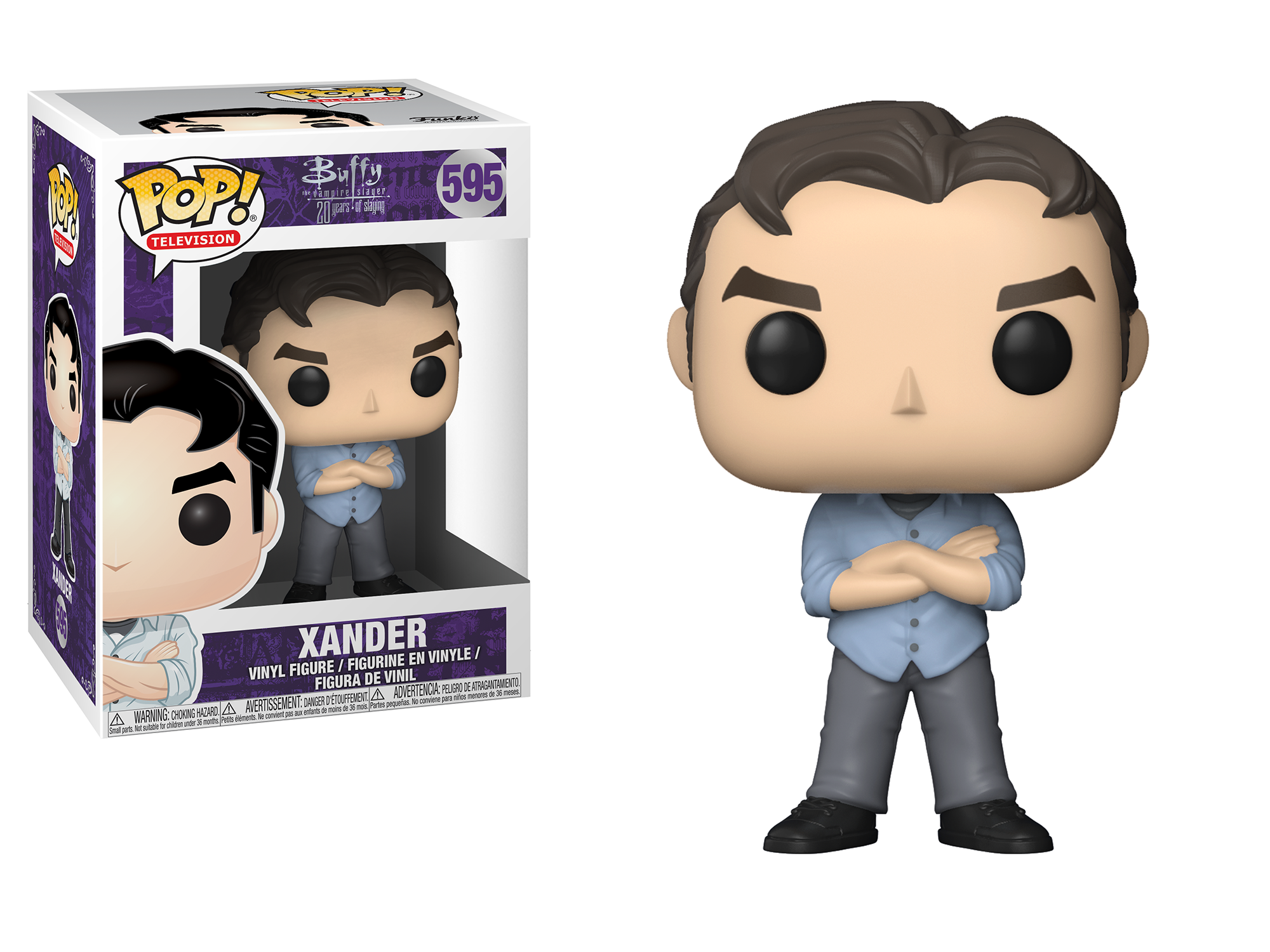 Funko Pop - Buffy The Vampire Slayer 25th Anniversary - Xander Harris