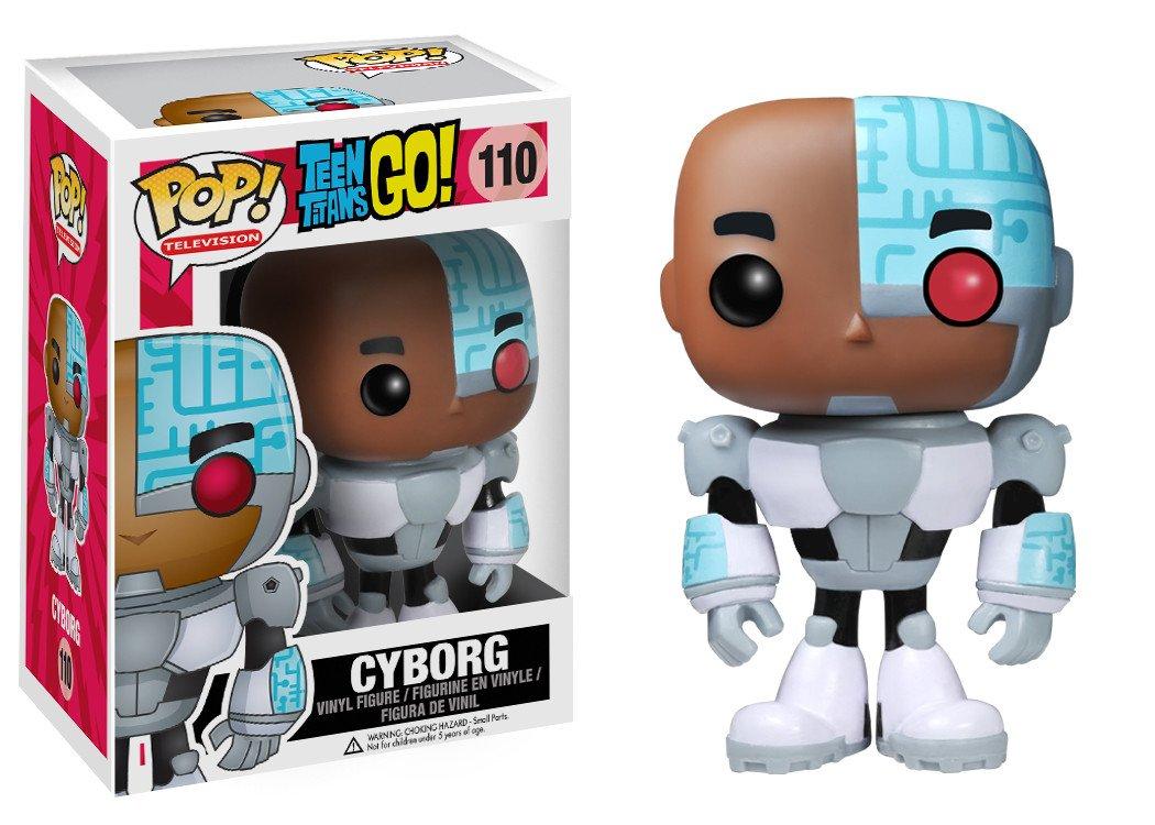 Funko Pop! Teen Titans Go - Cyborg