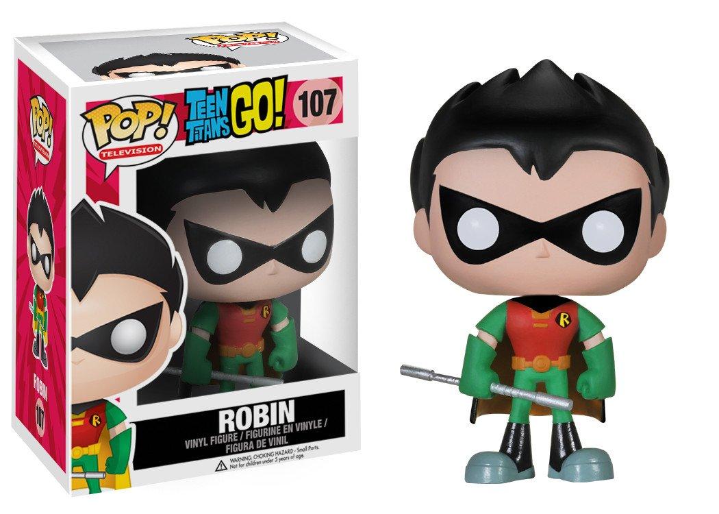 Funko Pop! Teen Titans Go - Robin