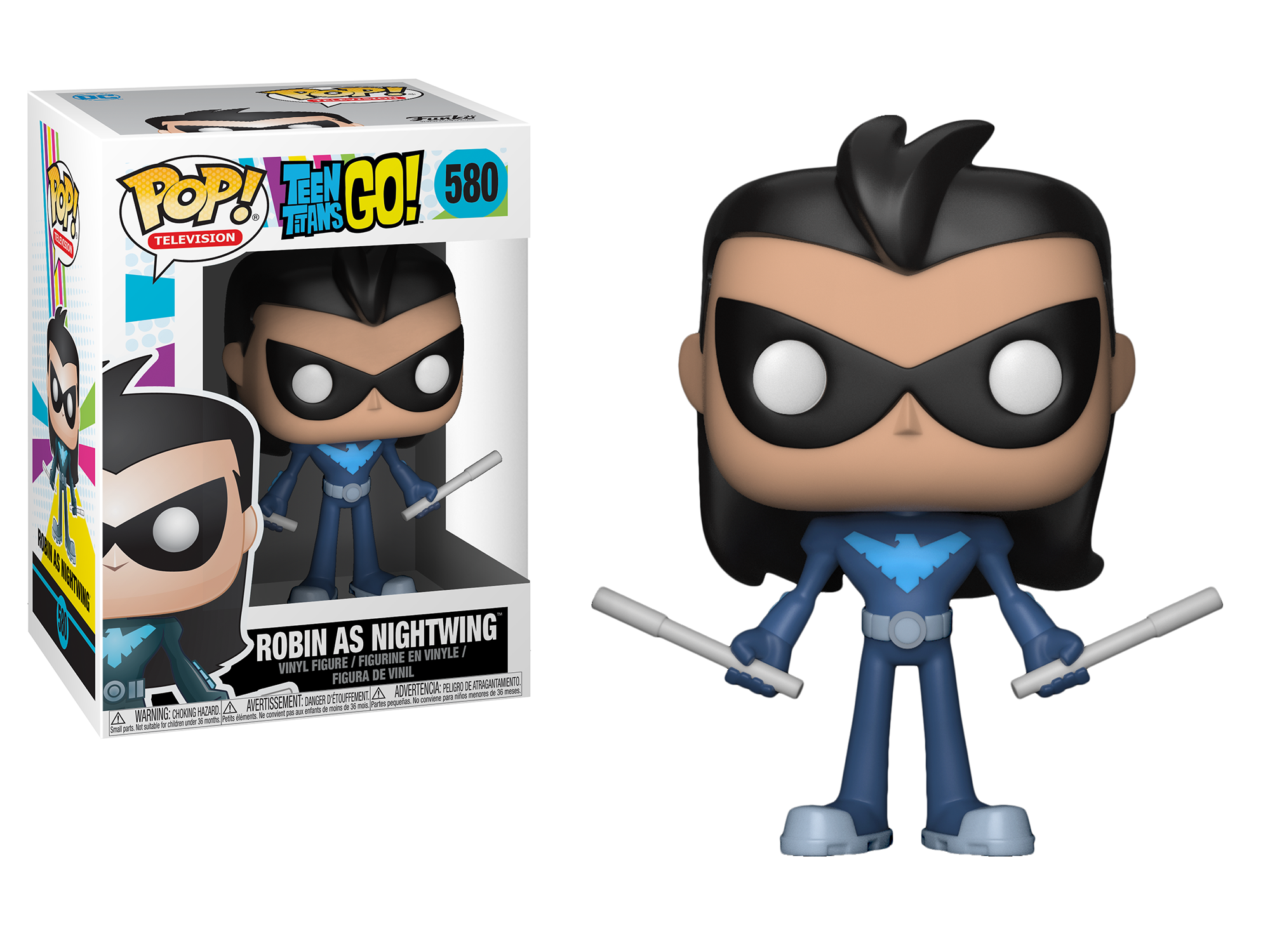 Funko Pop! Teen Titans Go - Nightwing
