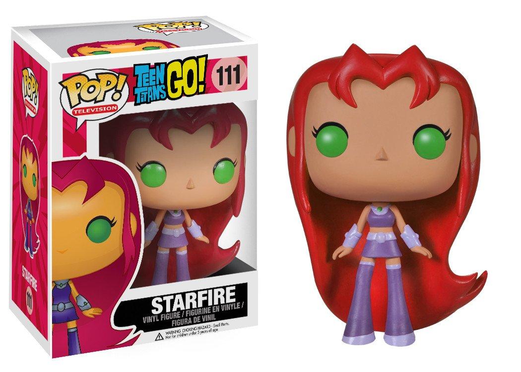 Funko Pop! Teen Titans Go - Starfire