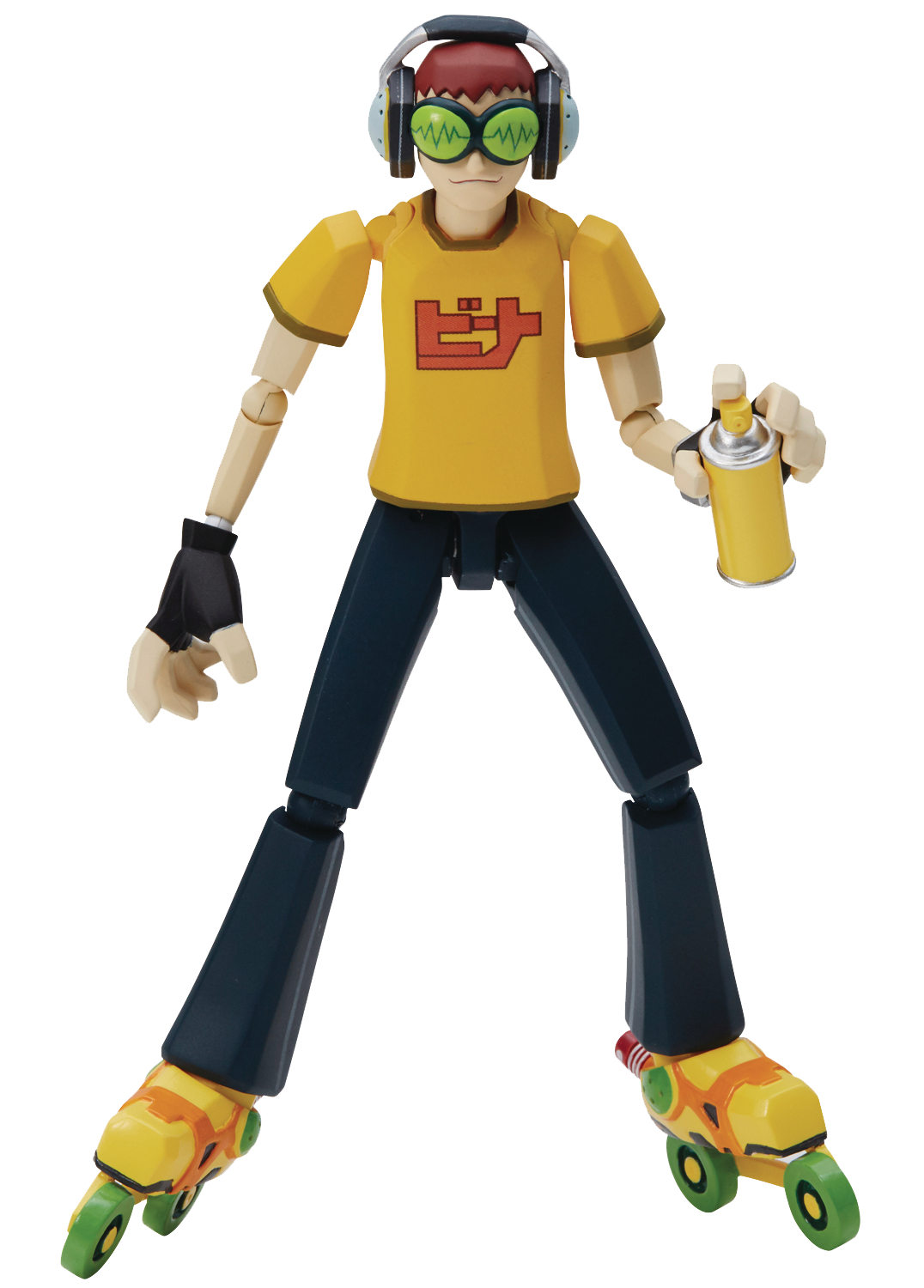 Jet Set Radio Beat PVC Figure