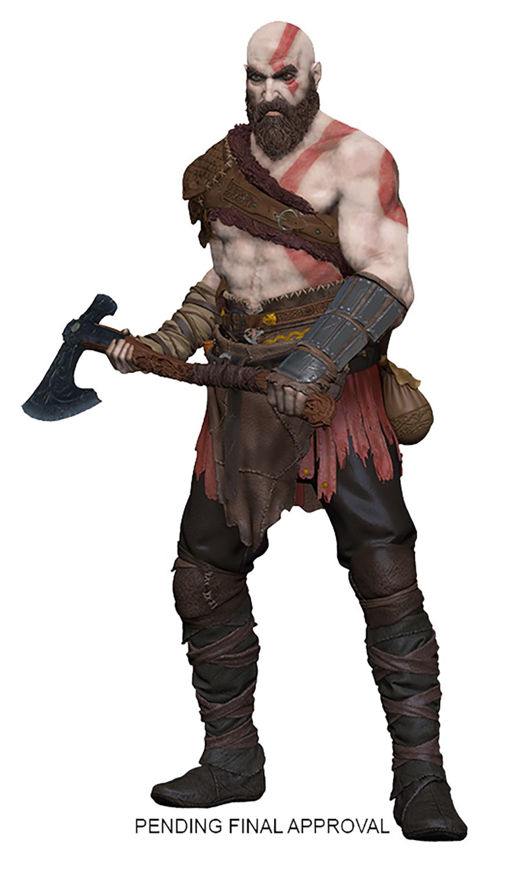 Kratos Life Size 1:1 Foam Replica
