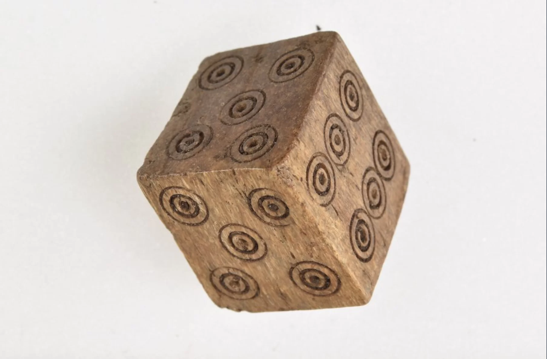 Medieval Loaded Dice
