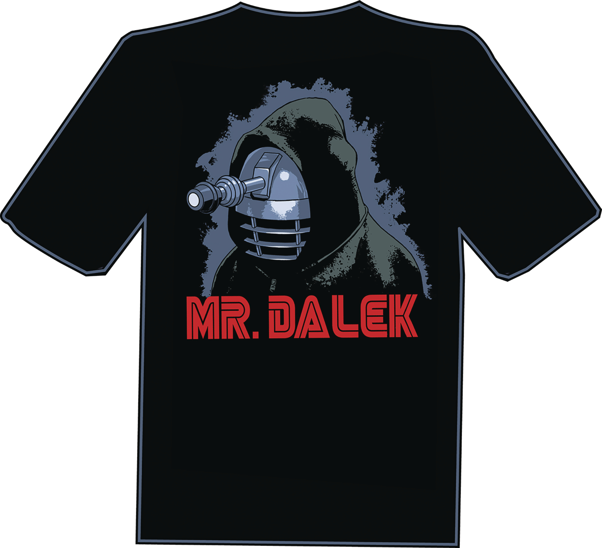 Mr. Dalek T-Shirt