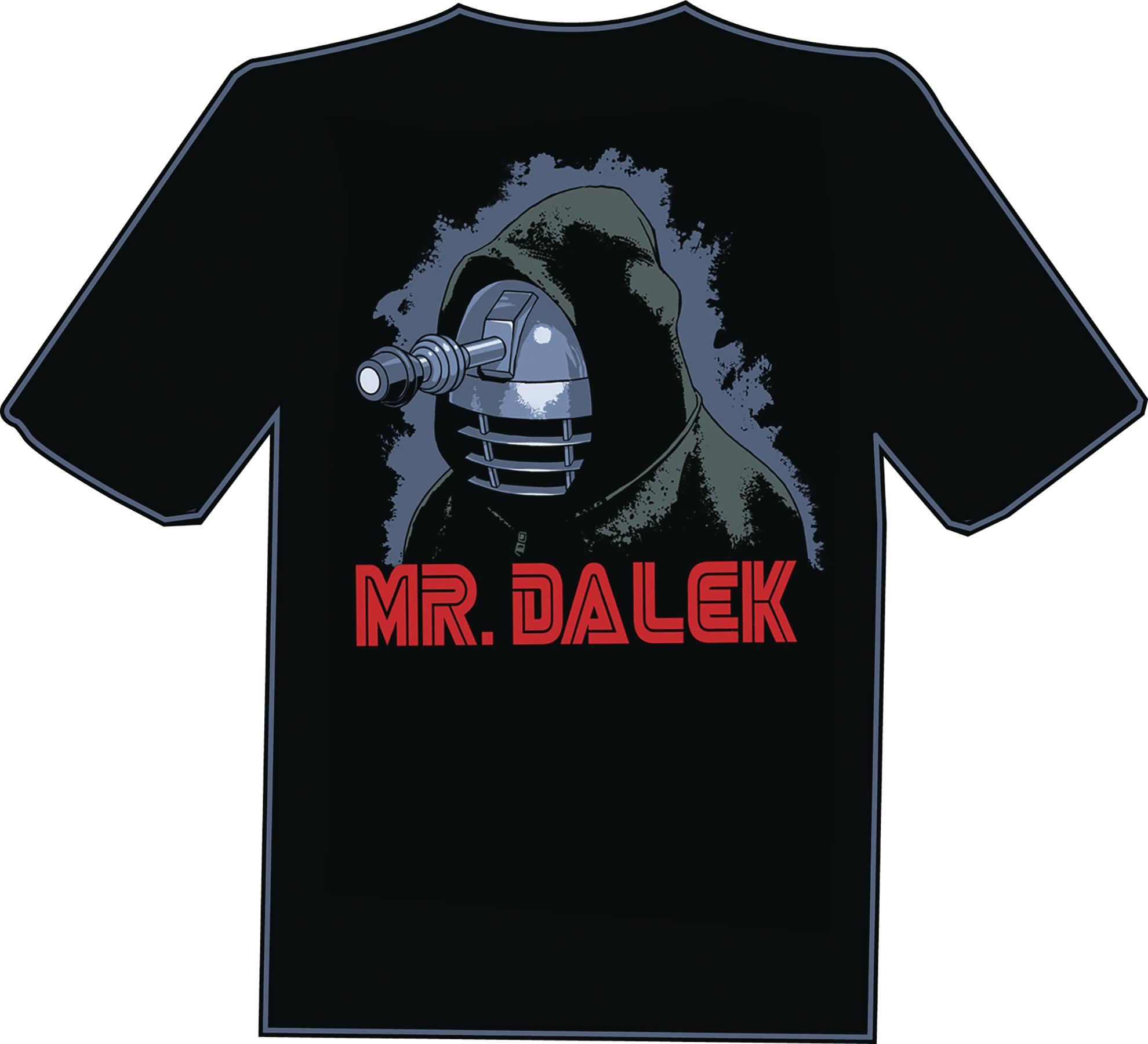 Mr. Dalek T-Shirt