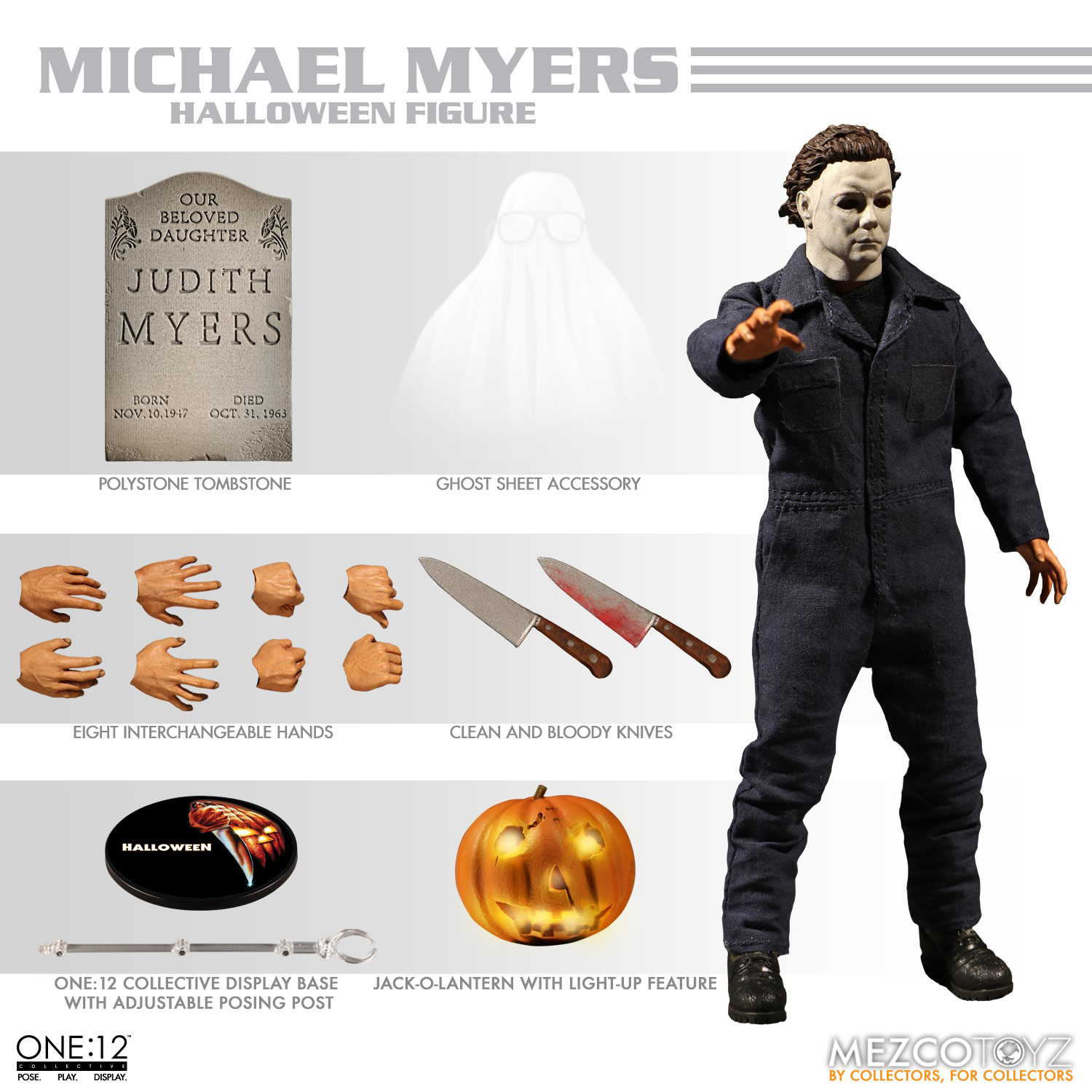 One-12 Collective - Michael Myers Action Figure