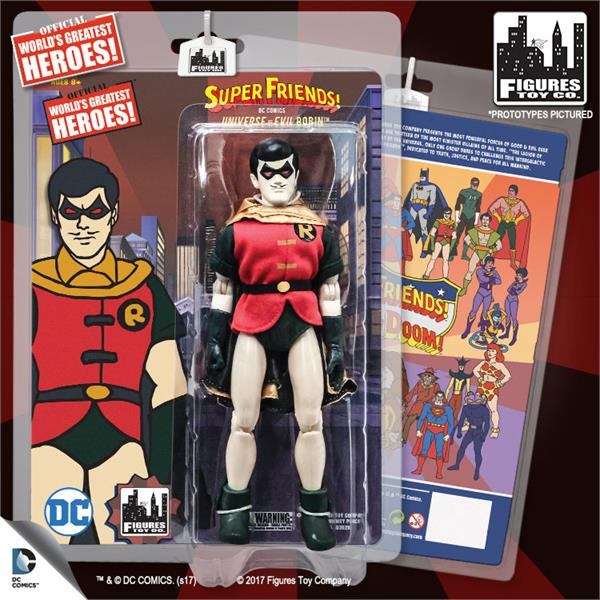 Universe of Evil - Robin
