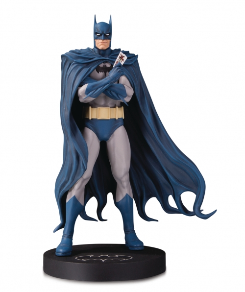 Batman Mini-Statute by Brian Bolland