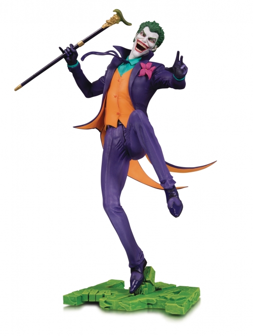 DC Core - The Joker PVC Statue