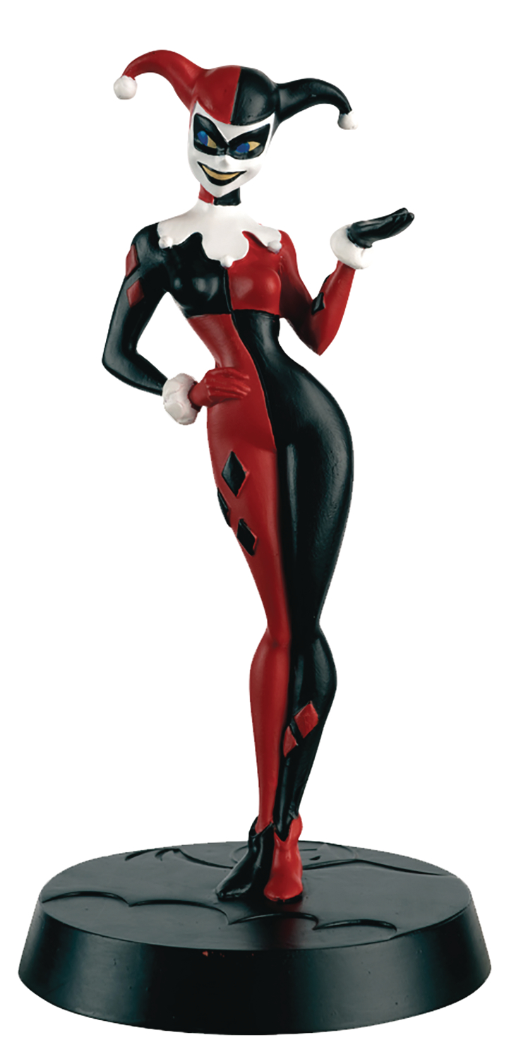 Batman The Animated Series Eaglemoss Figurine - Harley Quinn