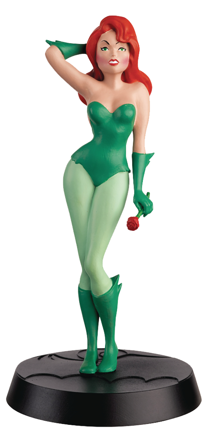 Batman The Animated Series Eaglemoss Figurine - Poison Ivy