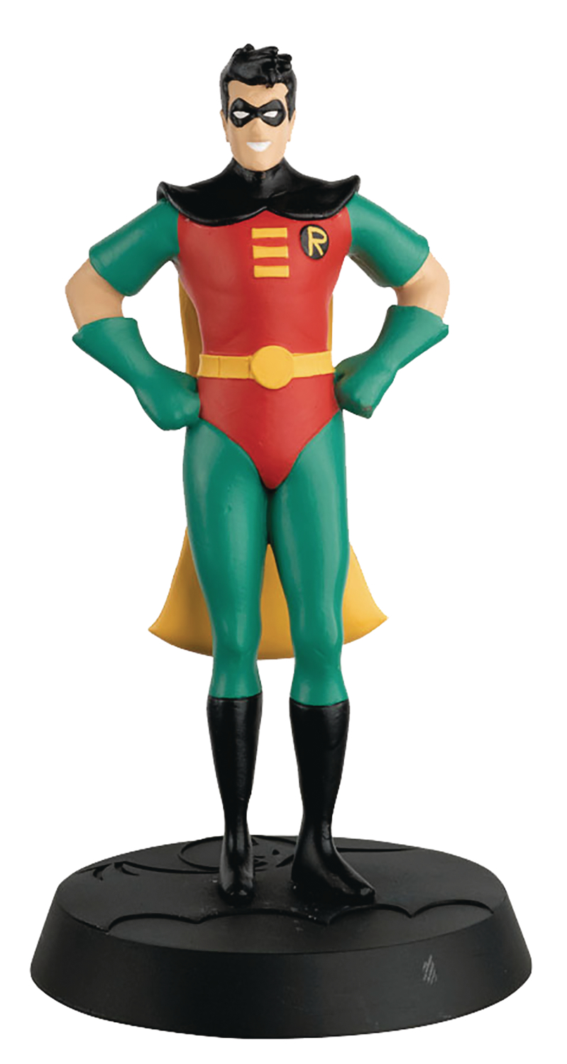 Batman The Animated Series Eaglemoss Figurine - Robin