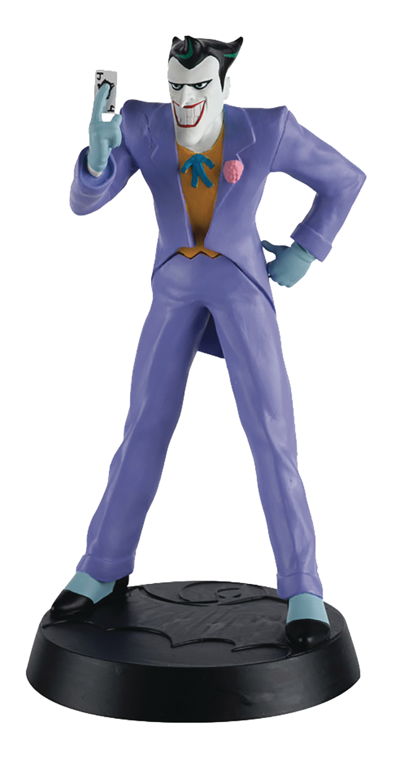 Batman The Animated Series Eaglemoss Figurine - The Joker