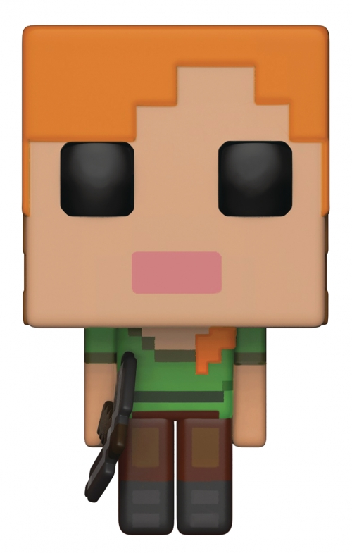 Funko Pop! Minecraft Vinyl Figures - Alex