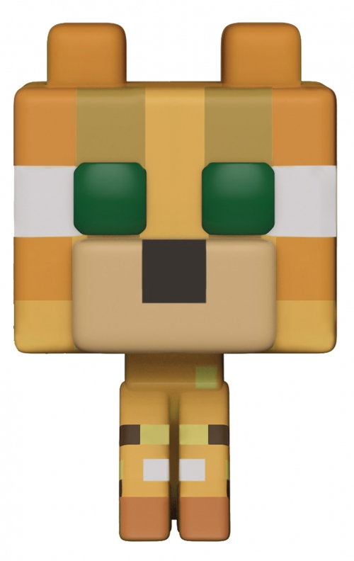 Funko Pop! Minecraft Vinyl Figures - Ocelot