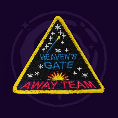 Heaven's Gate Away Team Patch Replica