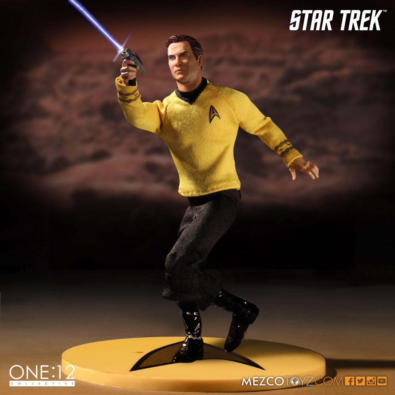 Mezco One-12 Collective Captain Kirk