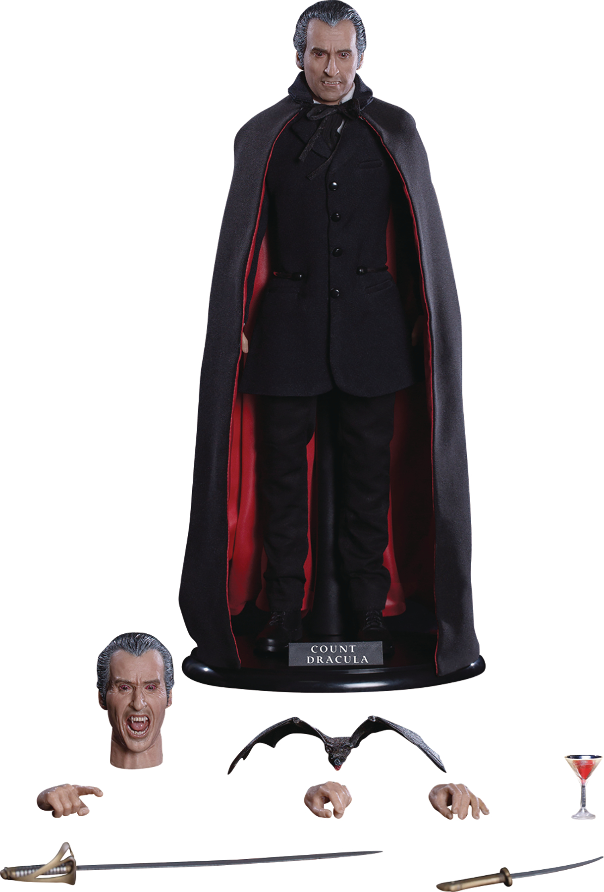 Star Ace Toys - Christopher Lee in Scars of Dracula 1/6 Scale Action Figure