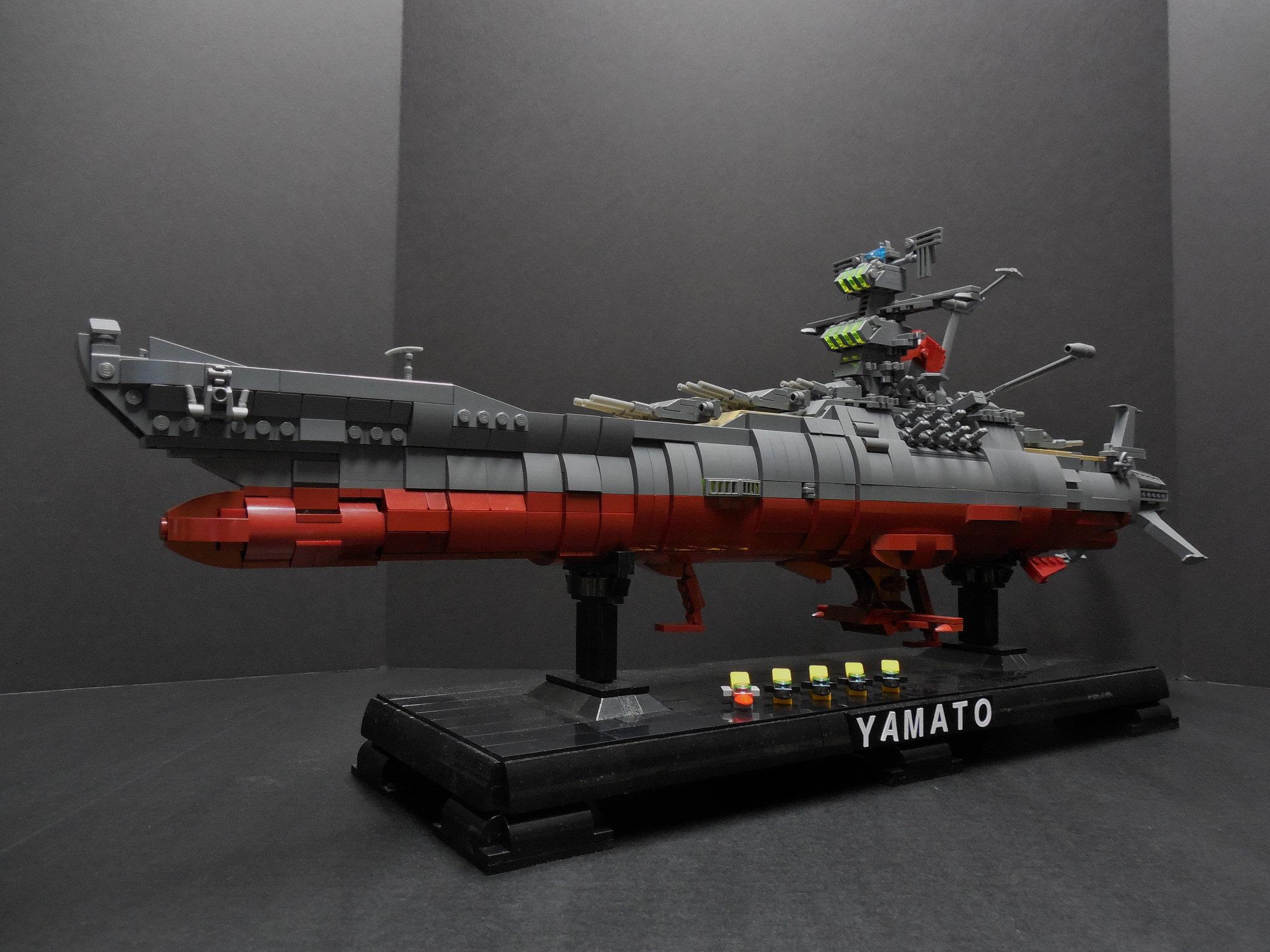 Lego Starblazers Yamato