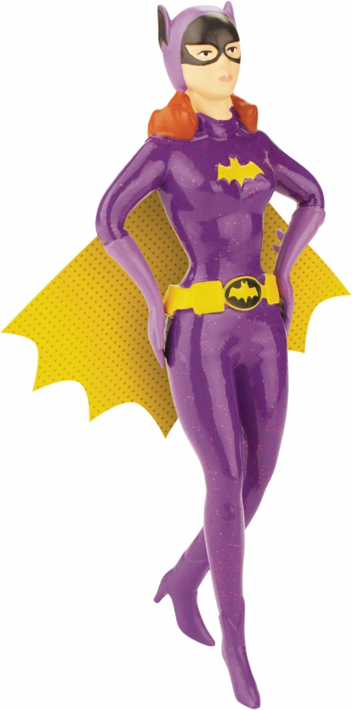 Batman '66 Bendable Figures - Batgirl