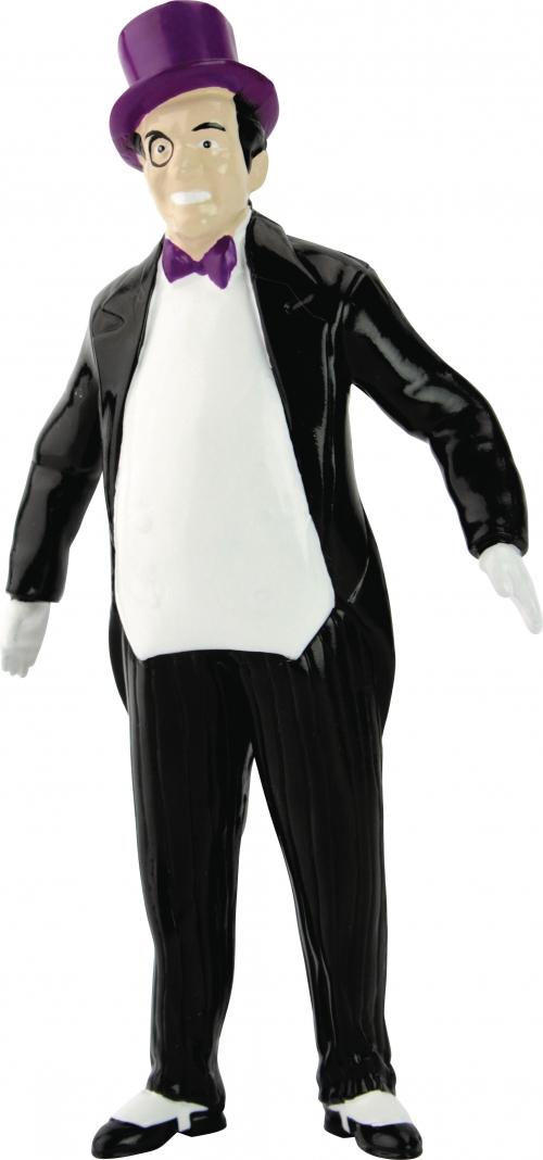 Batman '66 Bendable Figures - Penguin