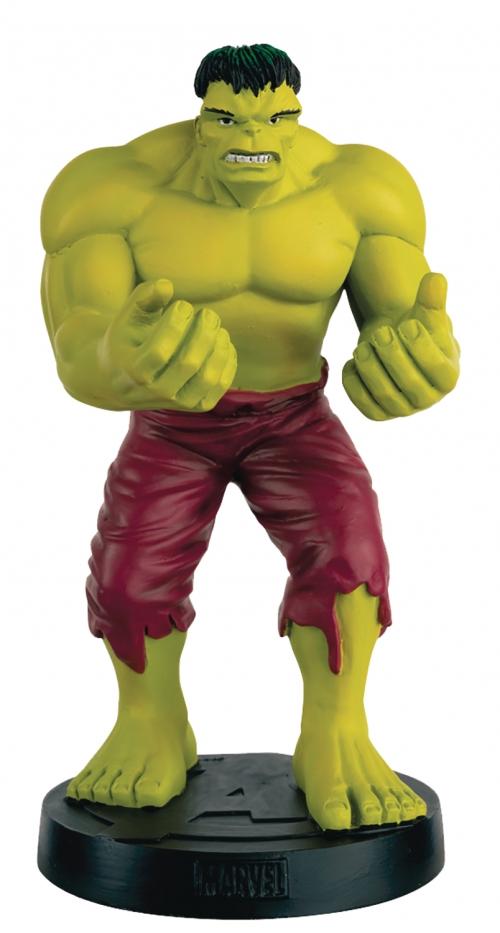Marvel Fact Files - The Incredible Hulk