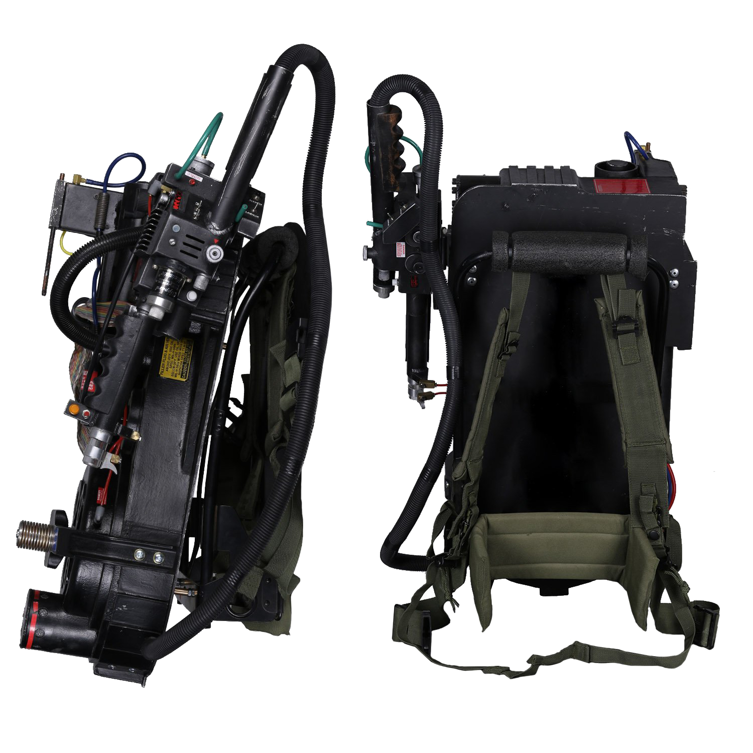 Ghostbusters - Egon Spengler Proton Pack Replica