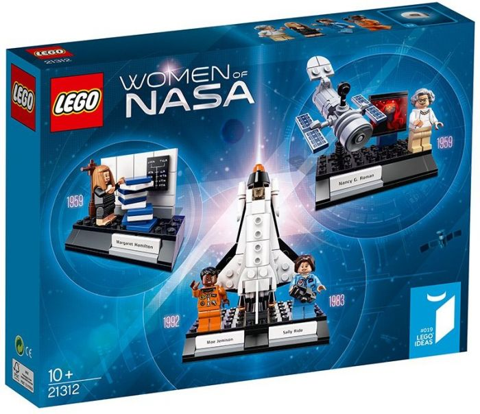 Lego Women of NASA Box