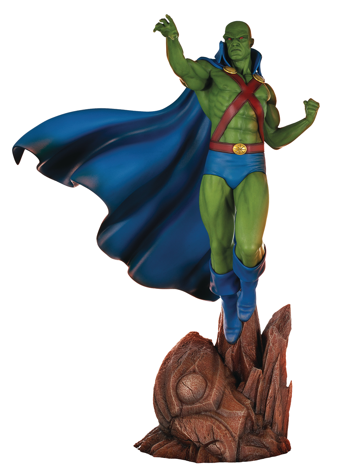 Martian Manhunter 1/6 Scale Maquette