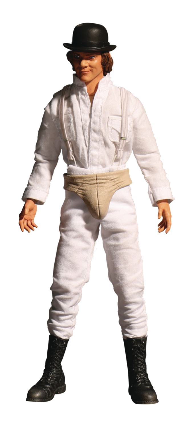One-12 Collective - Clockwork Orange Alex Delarge Action Figure
