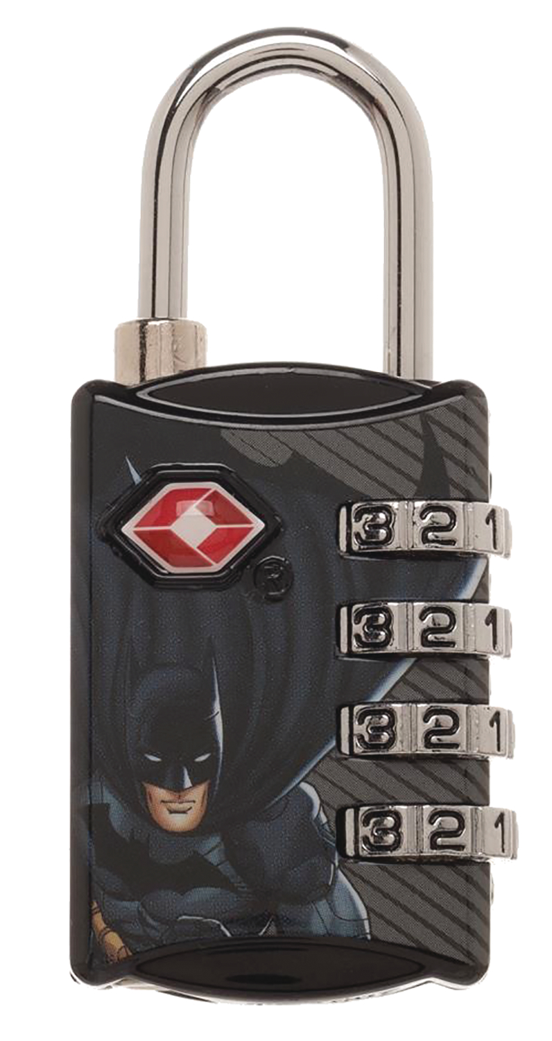 TSA Combination Lock - Batman