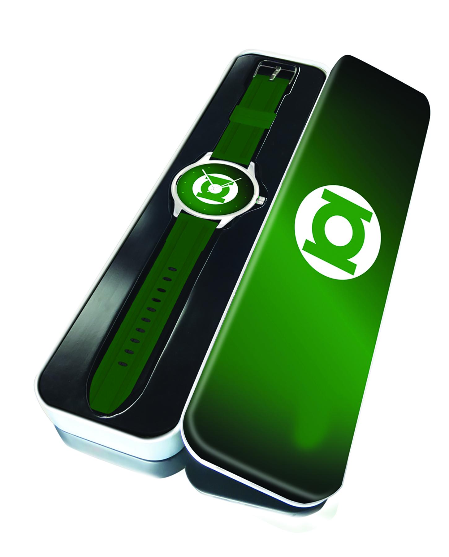 Eaglemoss - Green Lantern Hal Jordan Watch
