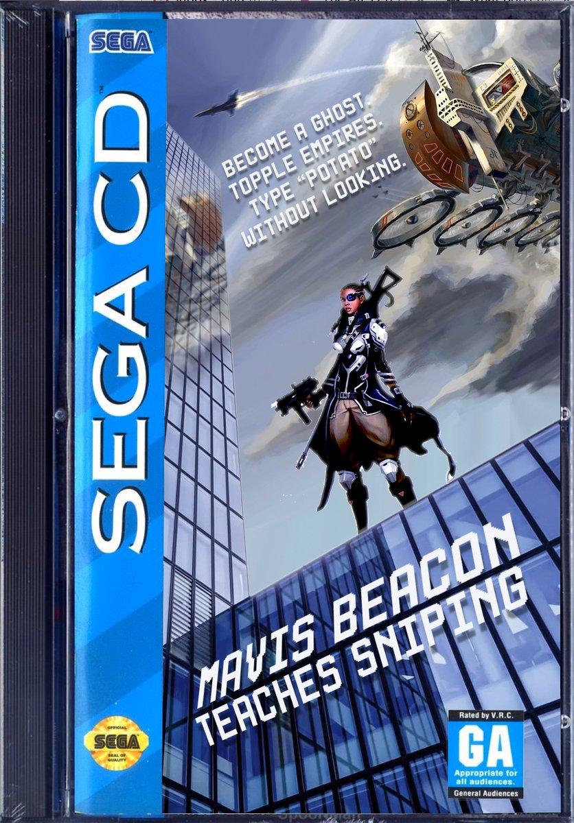 Mavis Beacon Teaches Sniping