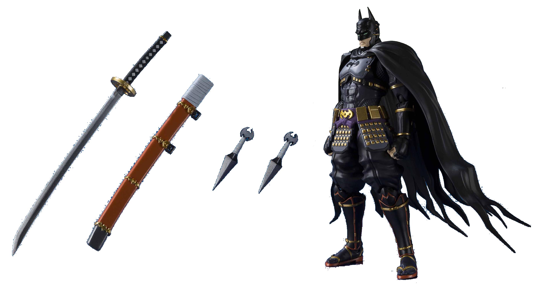 S.H. Figuarts Ninja Batman