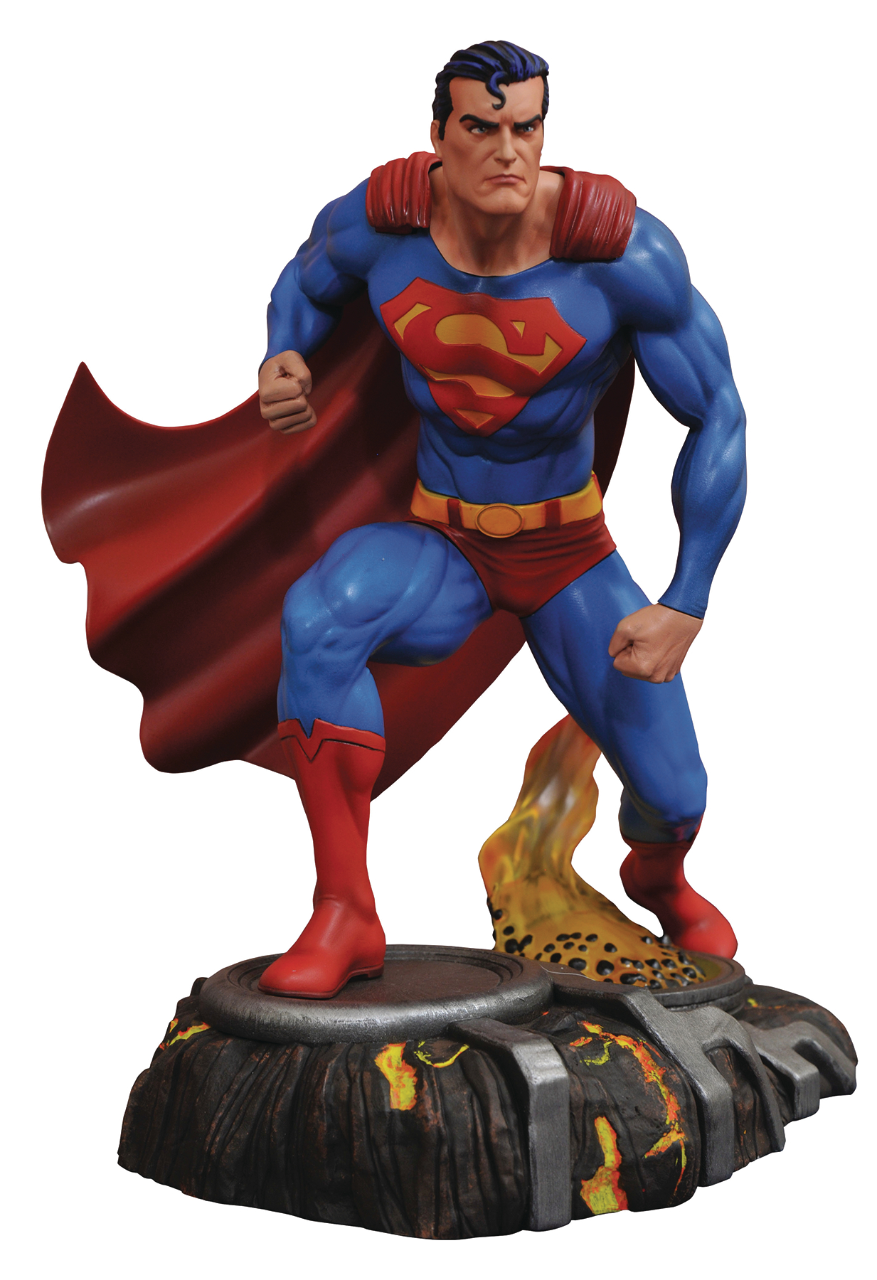 Superman PVC Diorama