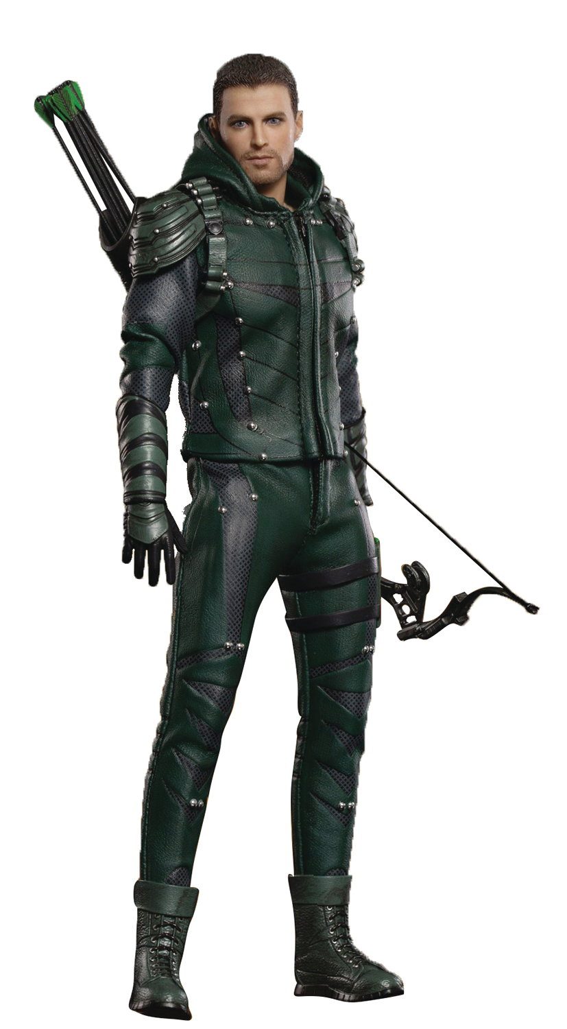 Green Arrow 1/8 Scale Action Figure