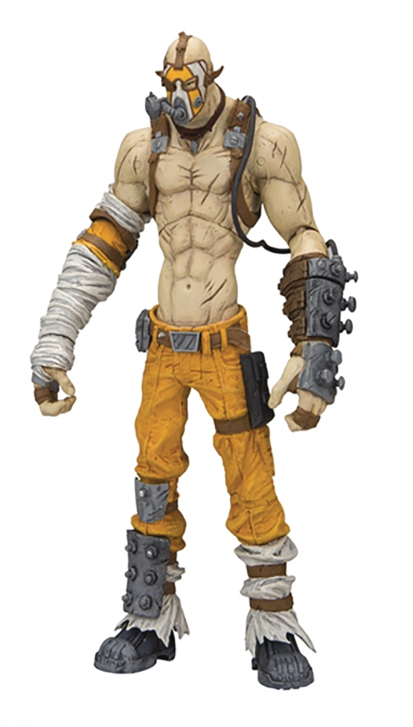 Borderlands Krieg Action Figure