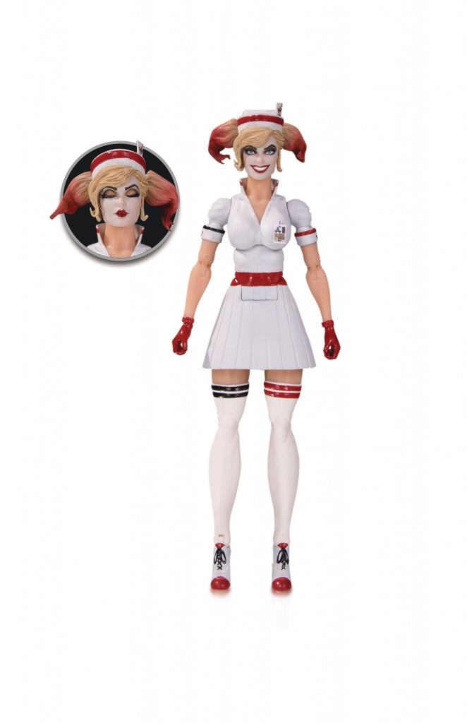 DC Bombshells Action Figures - Nurse Harley