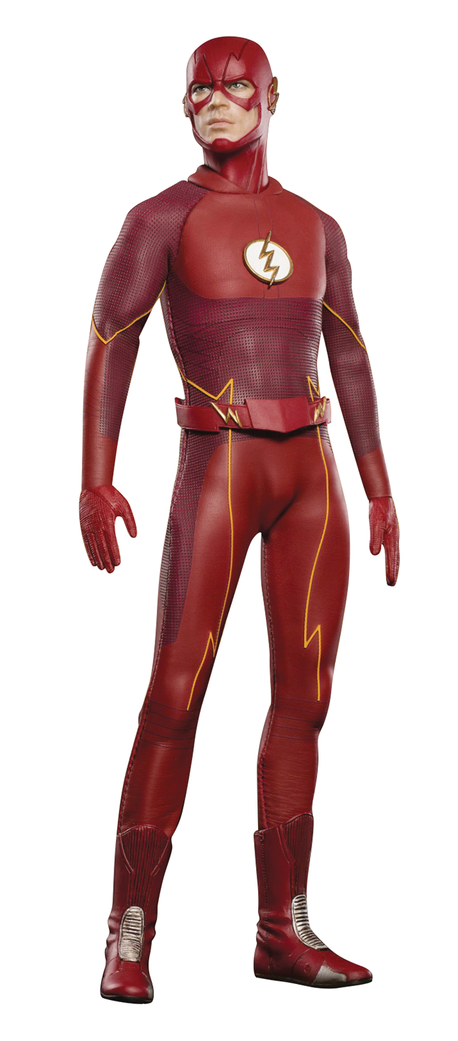 The Flash/Barry Allen 1/8 Scale Action Figure