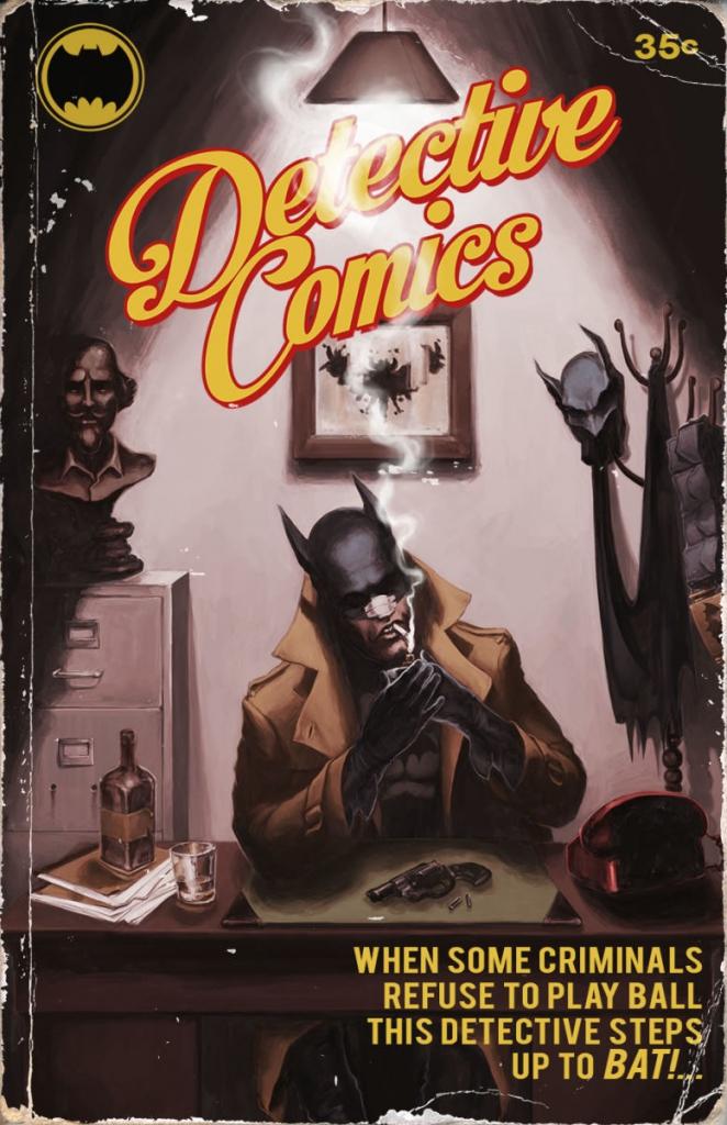 Detective Comics by Daniel Strange