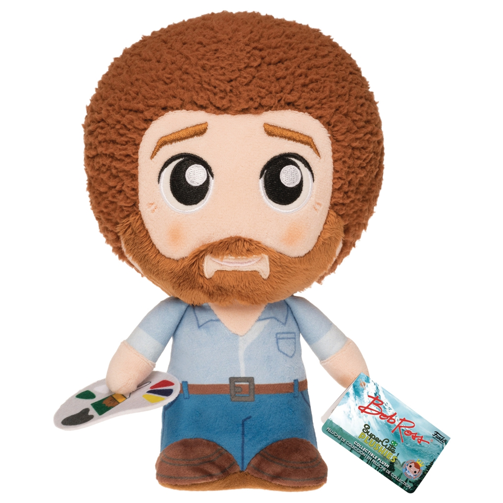 Funko Pop Bob Ross Plush