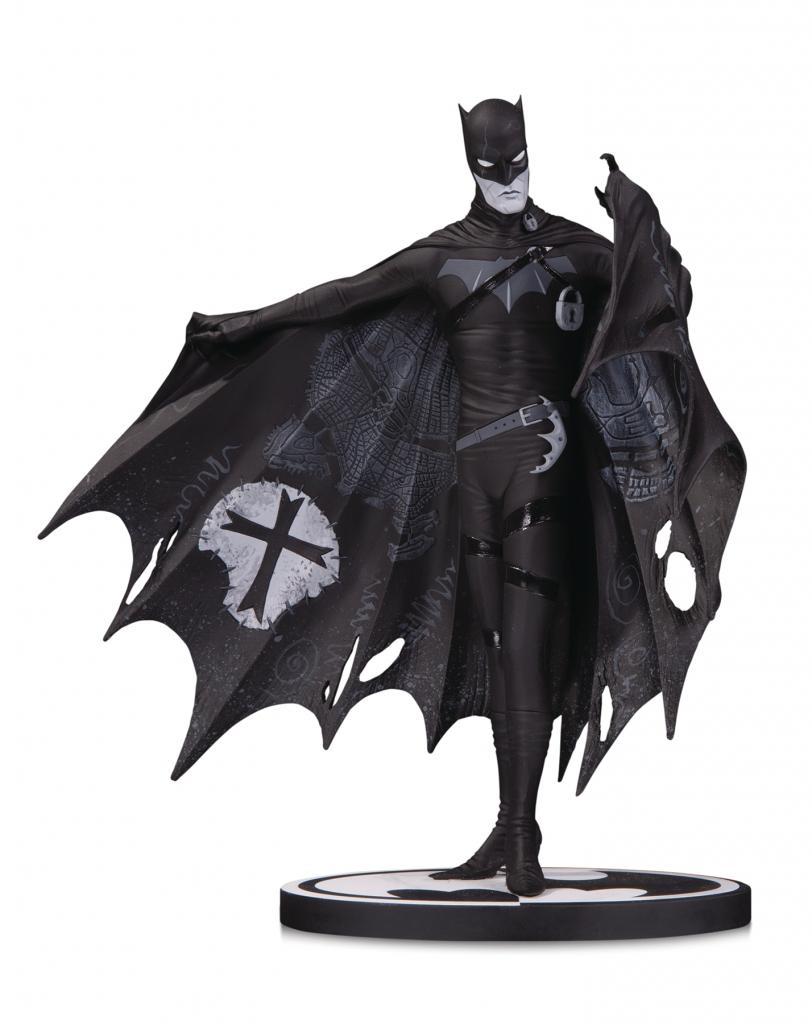 Gerard Way Batman Black & White Statue: Batman