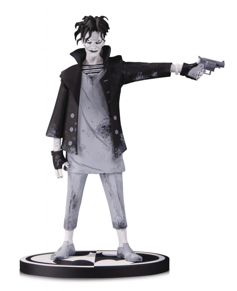 Gerard Way Batman Black & White Statue: The Joker