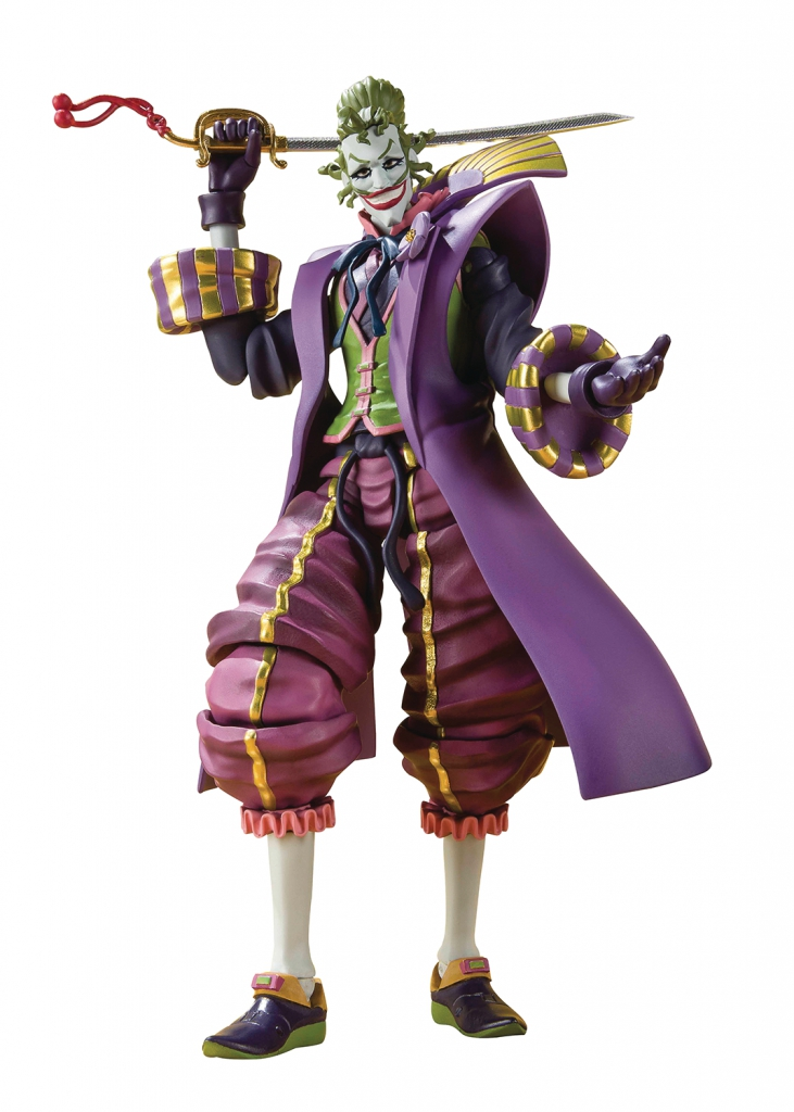 SH Figuarts Ninja Joker Action Figure
