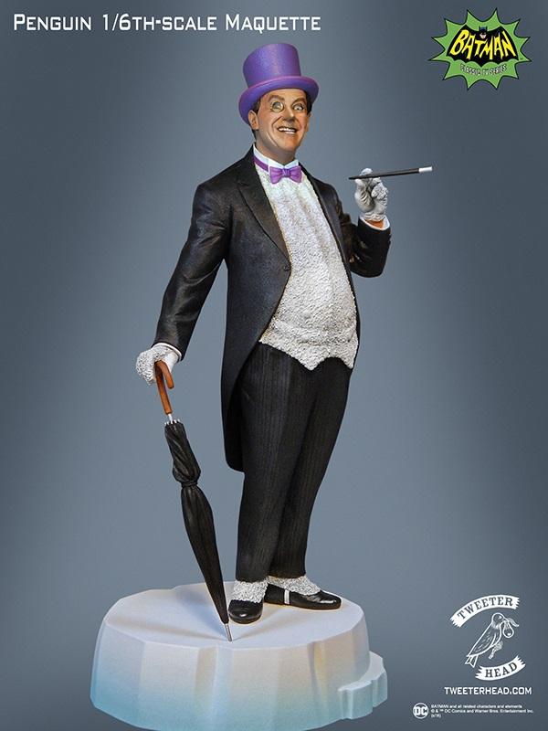 Batman Classic TV Series Maquette - The Penguin